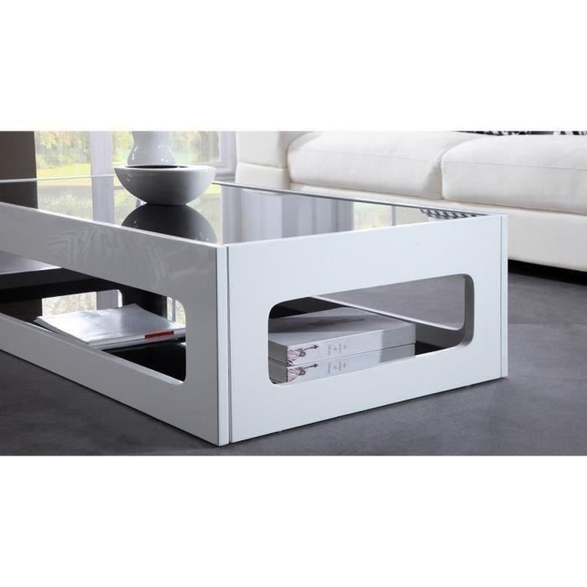 Table basse Brooklyn pas cher promo